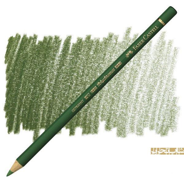 نقاشی با مداد رنگی پلی کروم
