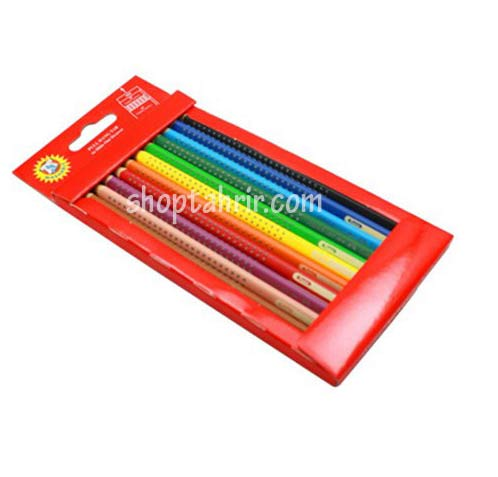 مداد رنگی آبرنگی faber castell