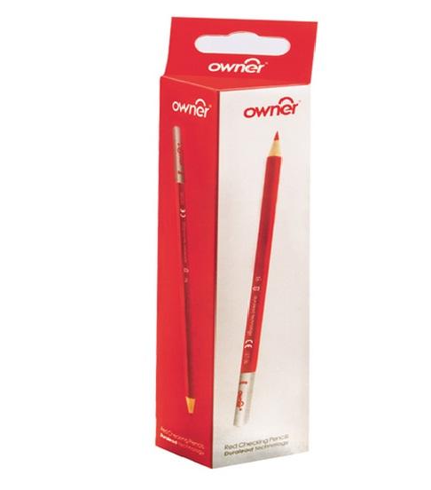 مداد قرمز اونر 127100