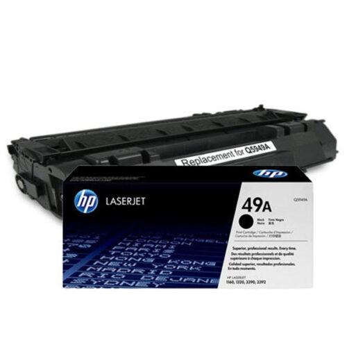 کارتریج HP 49A آمریکایی
