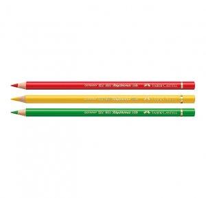 مداد رنگی پلی کروم تک رنگ