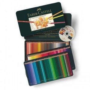 مداد رنگی پلی کروم فابر