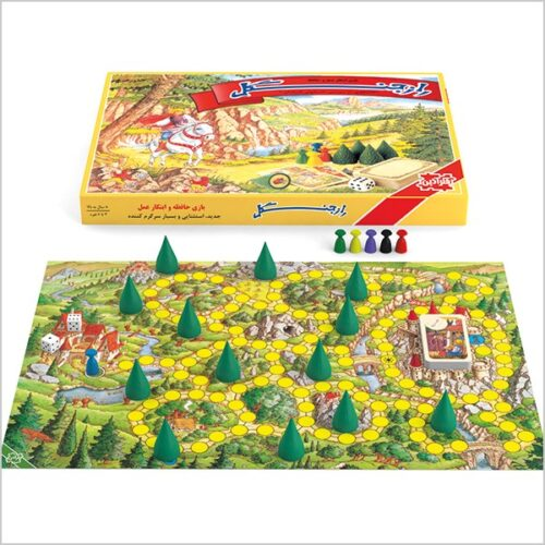بازی فکری راز جنگل