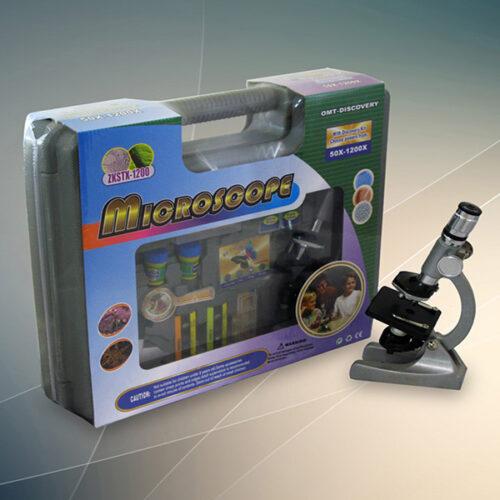میکروسکوپ بدنه فلزی کیفی ZKSTX-1200
