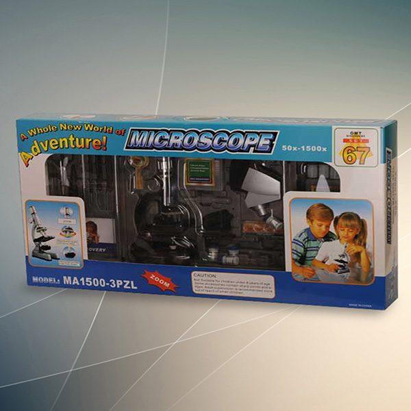 میکروسکوپ بدنه فلزی کیفی MA1500