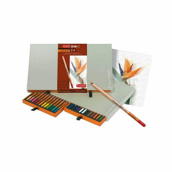 مداد رنگی دیزاین