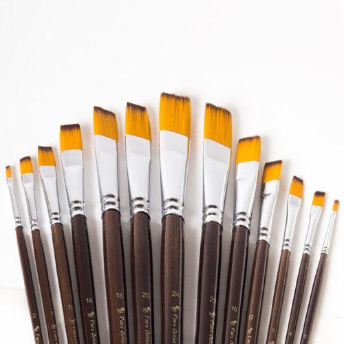 قلم مو تخت دسته بلند پارس آرتیست کد2020