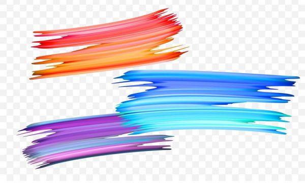 رنگ های اکرولیک