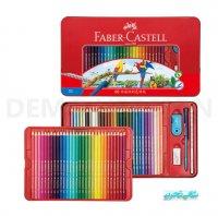 مداد رنگی فابر کاستل 60 رنگ