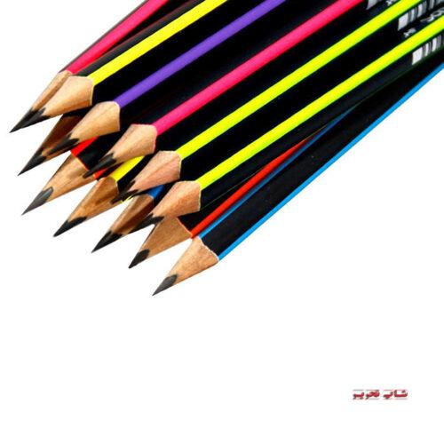 مداد مشکی school max