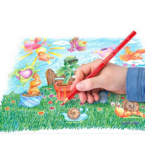مداد رنگی خارجی