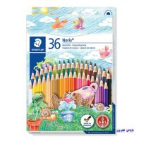 مداد رنگی 36 رنگ استدلر