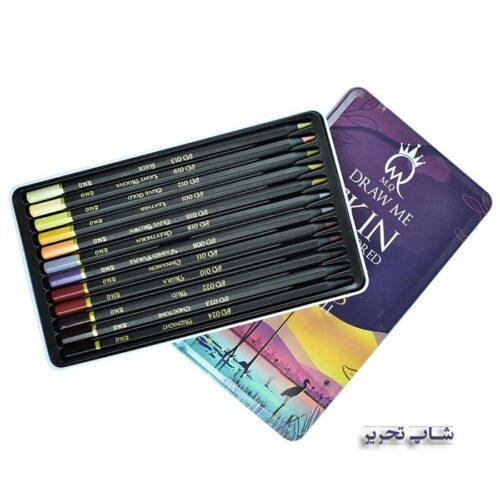 مداد رنگی mq